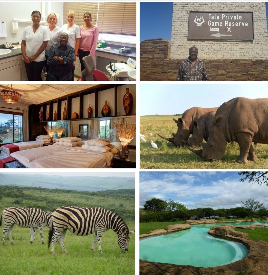Dentist Safaris nedsons trip