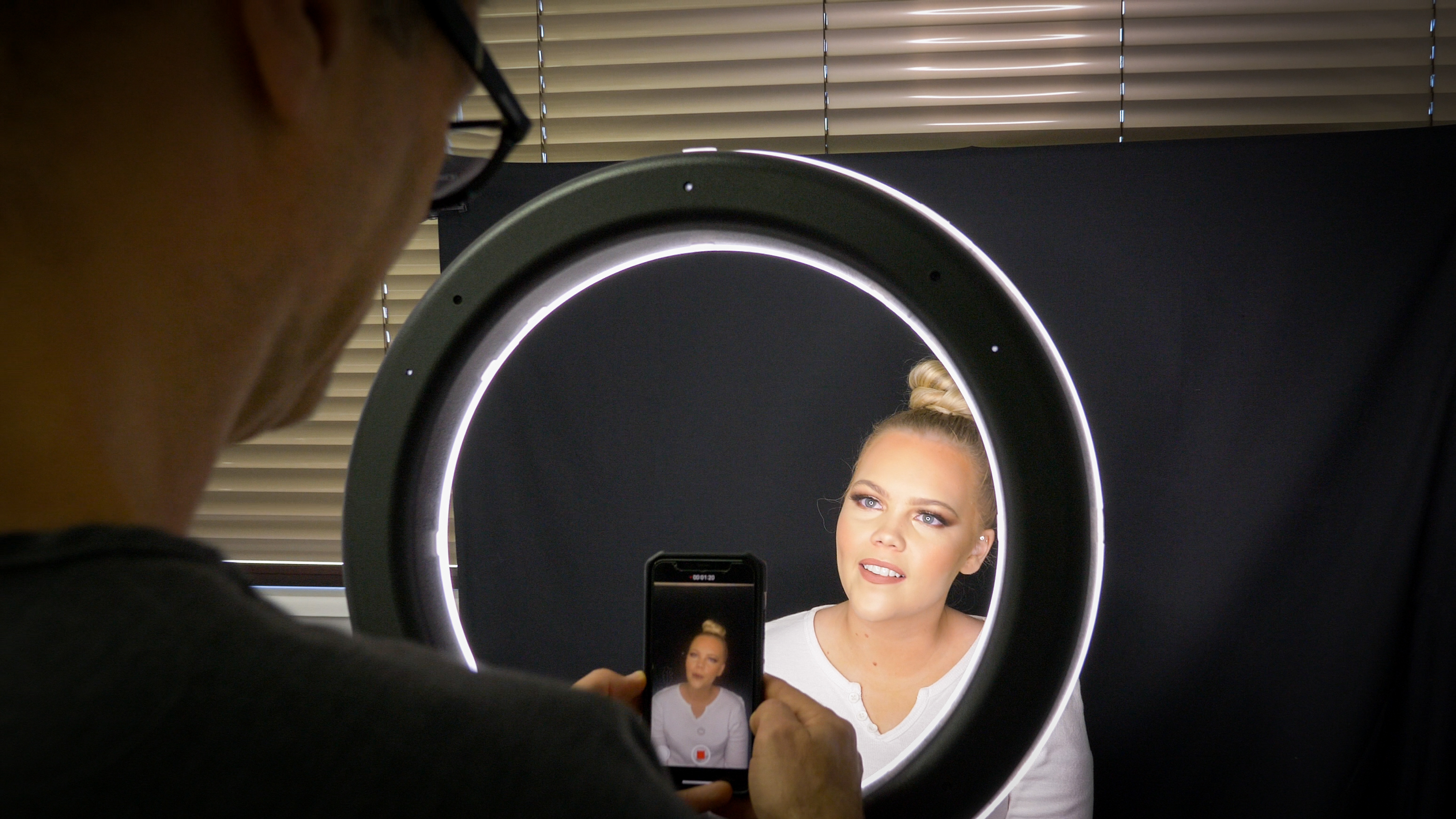 Digital Smile Design Ring Light 1