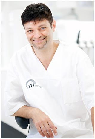 Dr Richard Huson, our cosmetic dentist based at our dental clinic in Musgrave, Durban.