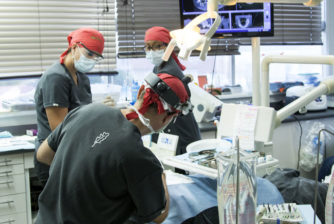 Dental Implants Surgery