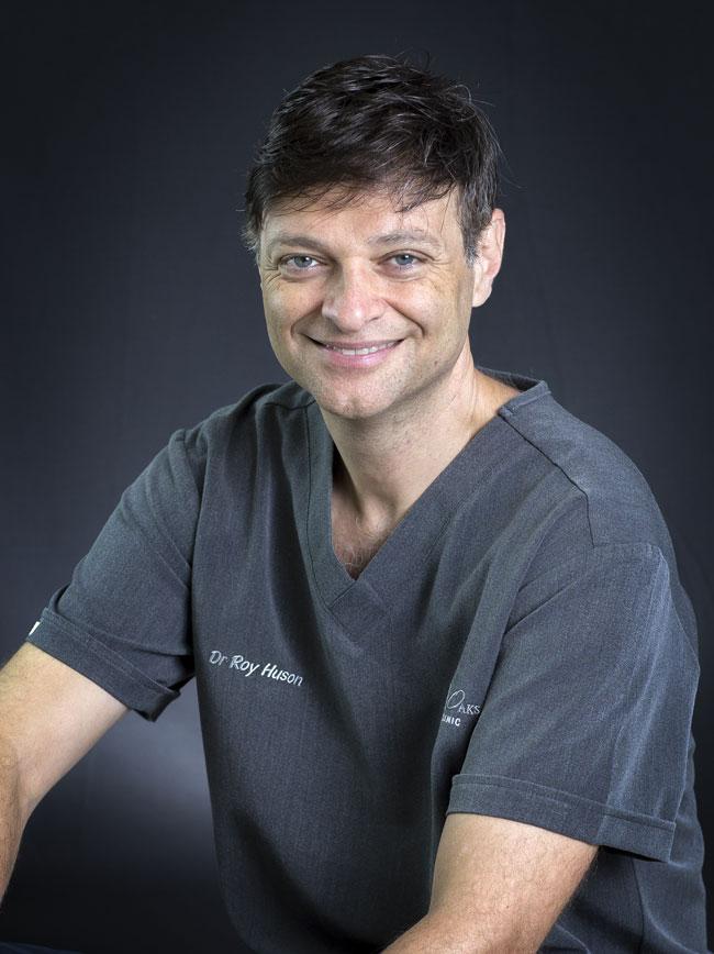 Dr Richard Huson