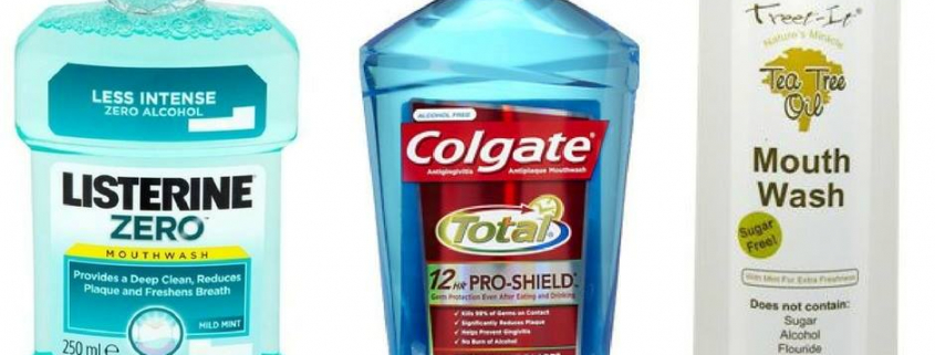 What is the best mouthwash to use
