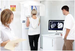 digital dentistry cbct scan